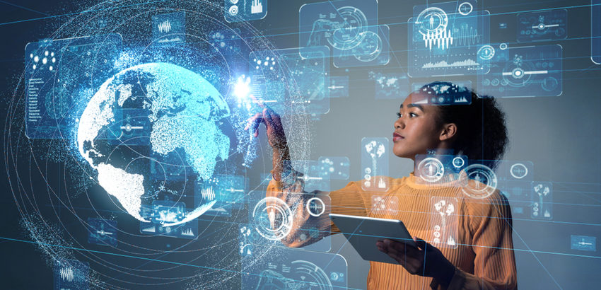 Will AI be the perfect tool to explore the Universe?