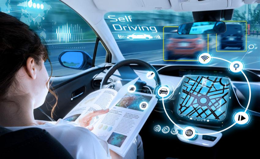 GM's Cruise first driverless car