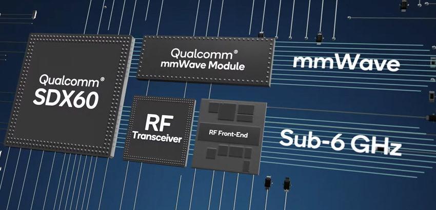 Qualcomm's X60 5g modems