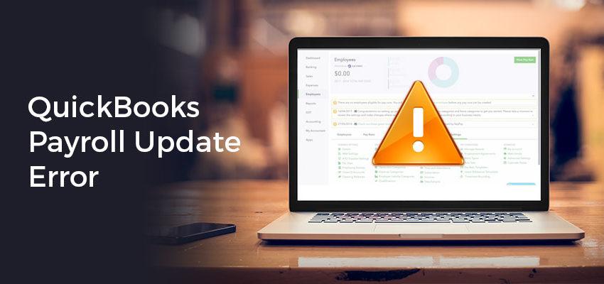 QuickBooks Payroll Update Errors